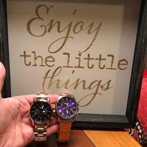 Set of Geneva Watches